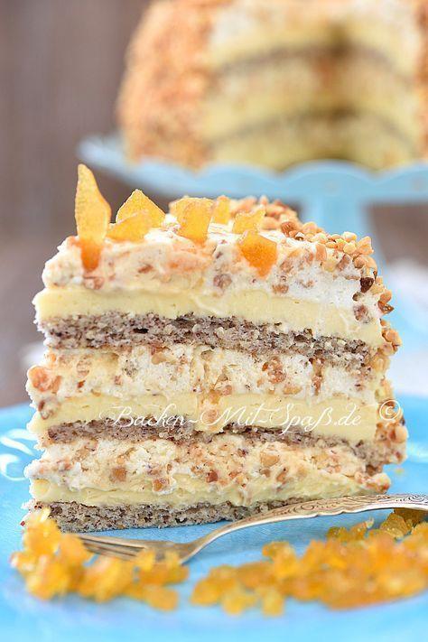 Ägyptische Torte – Rezept – Kochen & Backen