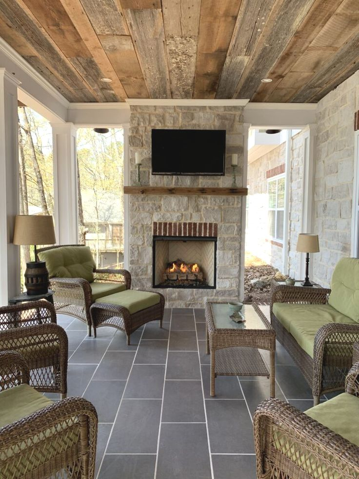 Pin By Debbie Tunnell On Patio In 2020 Outdoor Fireplace Patio Backyard Fireplace Patio Design
