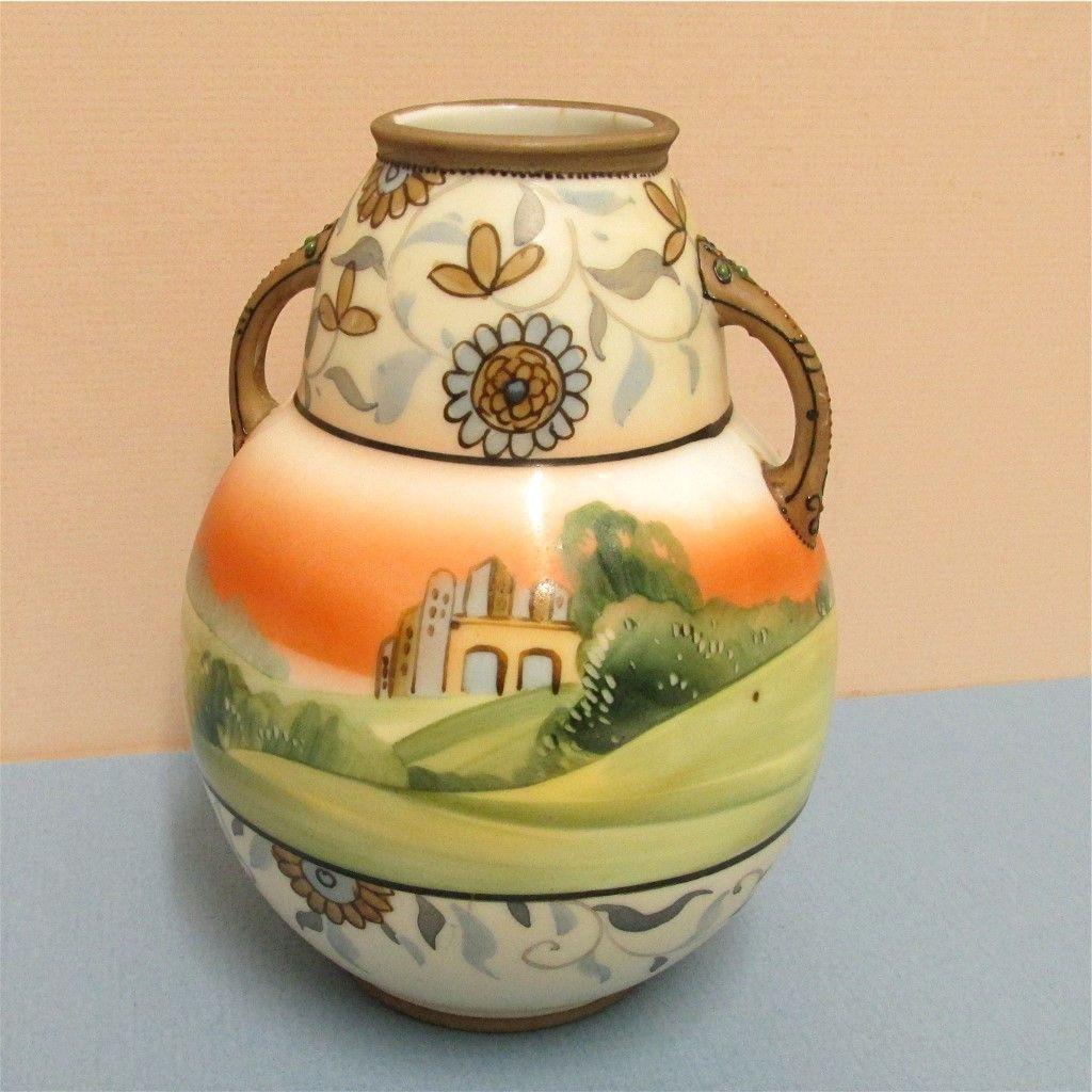 Antique nippon marks best 2000 antique decor ideas antique nippon porcelain marks vase reviewsmspy