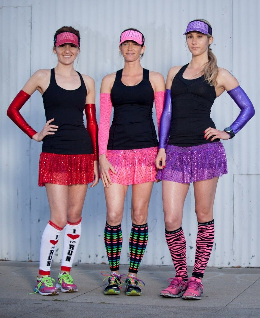 Sparkle Running Skirt by Sparkle Athletic More   make it