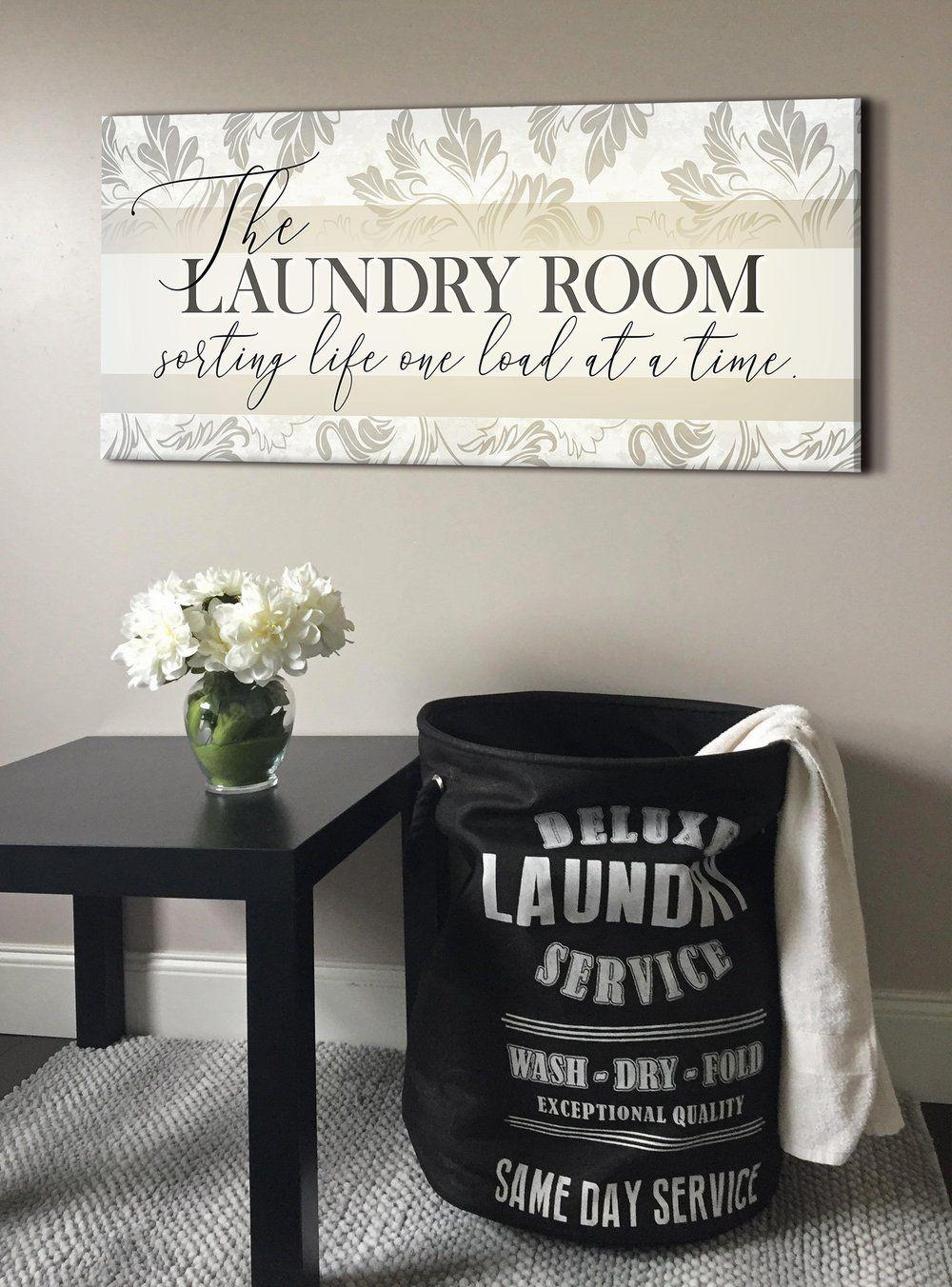 Laundry Room Wall Art Sense Of Art In 2020 Laundry Room Wall Art Room Wall Art Laundry Room Decor Diy