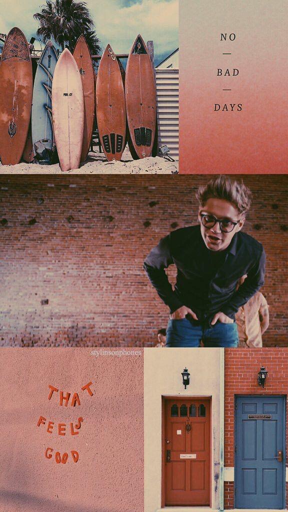 "Niall Horan ""History MV"" Lockscreen • ctto: @stylinsonphones"