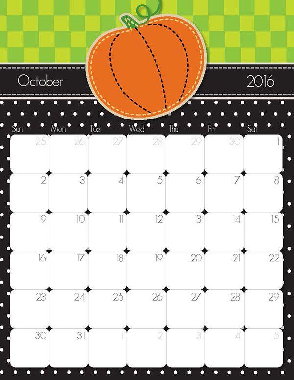 whimsical 2018 printable calendar printables pinterest