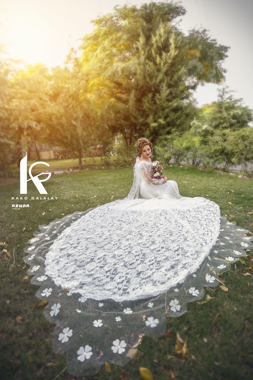Kakogalalay fashion designer wedding dress