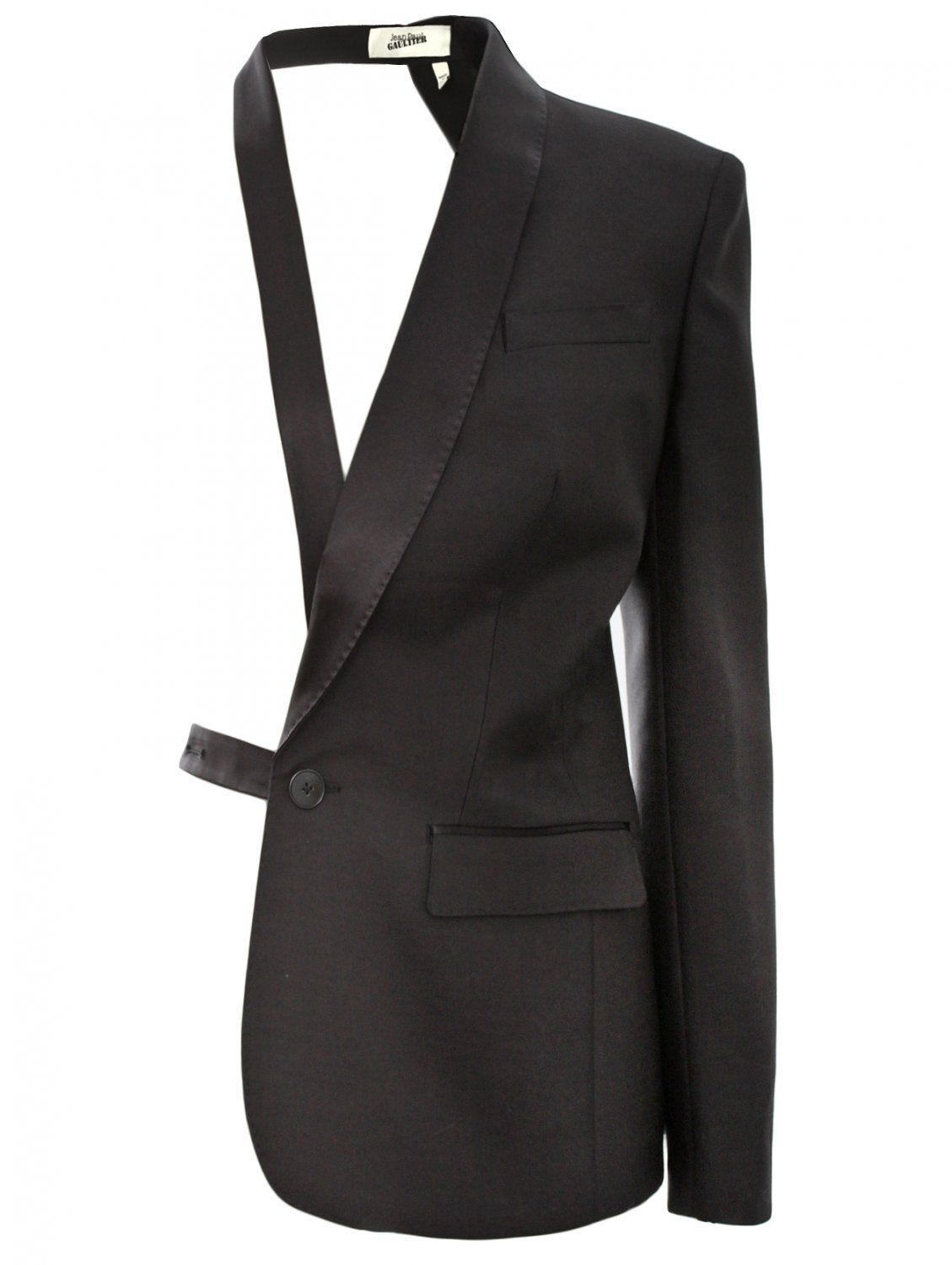 c4a286f8 Image result for half black half white suit | Fashion in 2019 ...