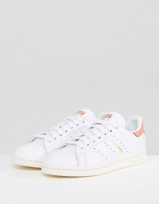 adidas originali in bianco e le scarpe da ginnastica pinterest stan smith