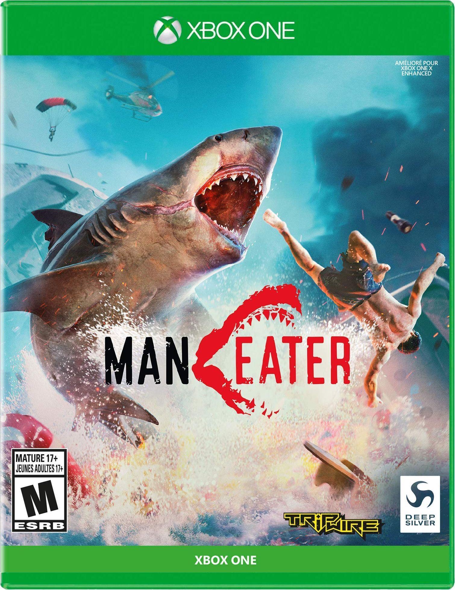 Maneater in 2020 Xbox one, Xbox one games, Xbox