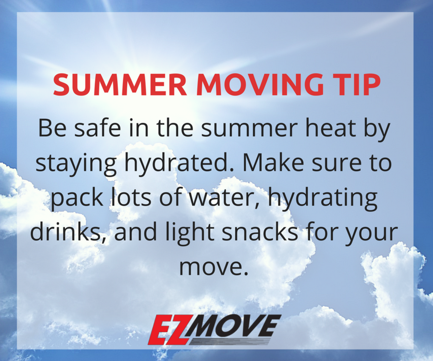 If You Are Moving During The Summer Make Sure To Stay Hydrated If You Re Seeking A Moving Company You Can Trust Ca Moving Moving Long Distance Moving Advice,Horse Boarding Contract Template