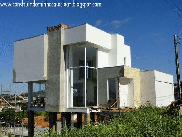 Minha fachada com aterro!!! Instalação da fossa e filtro e do mármore da banheira!