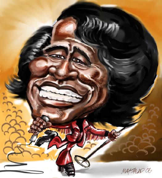 23 Most Brilliant Celebrity Caricatures - Gag Loop