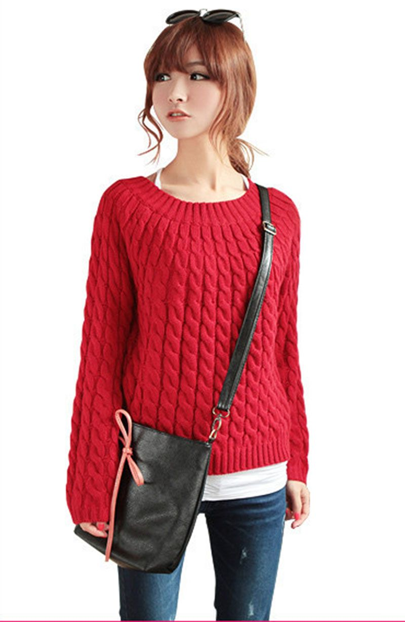 17 Best images about Red Sweater on Pinterest