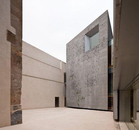 San Telmo Museum Extension by Niento Sobejano Arquitectos