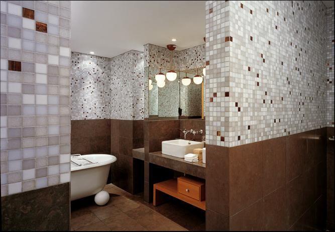 Bagno mosaico bisazza bad berlin