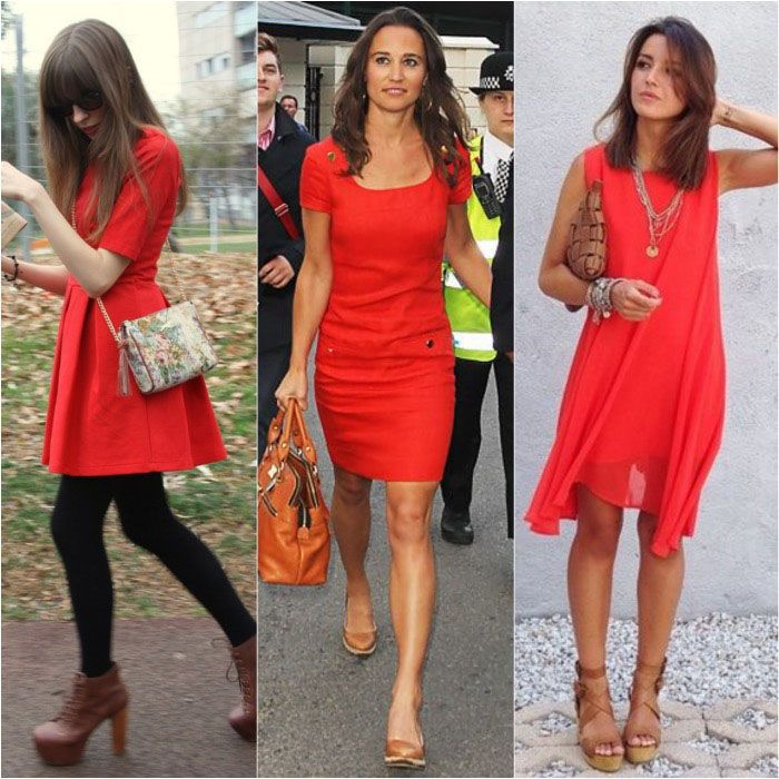 Best Picks What Color Shoes To Wear With Red Dress Red O Red
