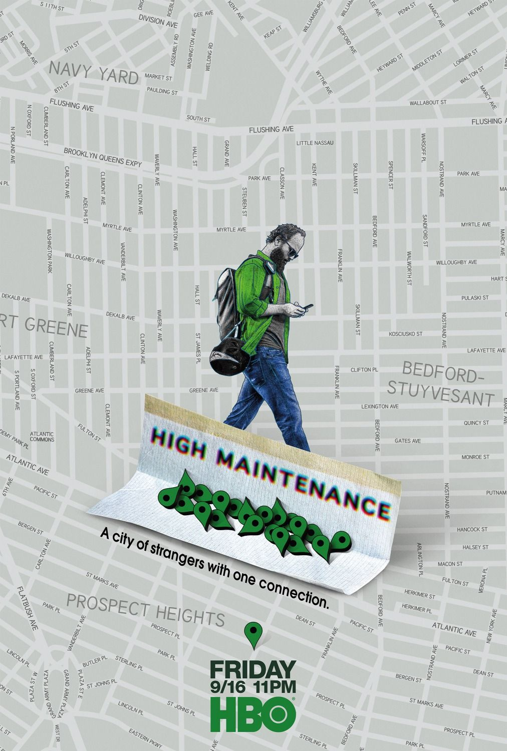 High Maintenance Trailer Images And Poster High Maintenance