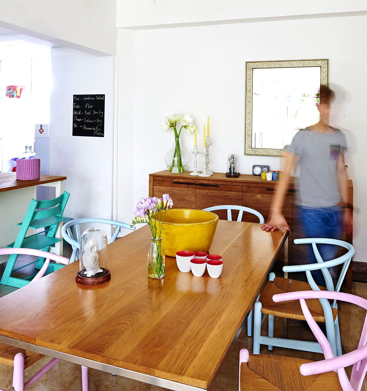 Vibrant Vintage Design  Jervois Lodge  Makeroom  Interior Adorable How To Become A Kitchen Designer Review