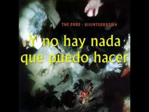 ▶ The Cure - Lullaby Subtitulada en Español - YouTube