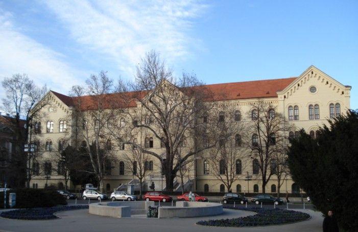 Sveuciliste U Zagrebu House Styles Mansions Zagreb
