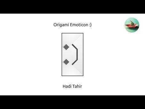 Origami smiley emoticon diagrams animation tutorial hadi tahir origami smiley emoticon diagrams animation tutorial hadi tahir youtube ccuart Gallery