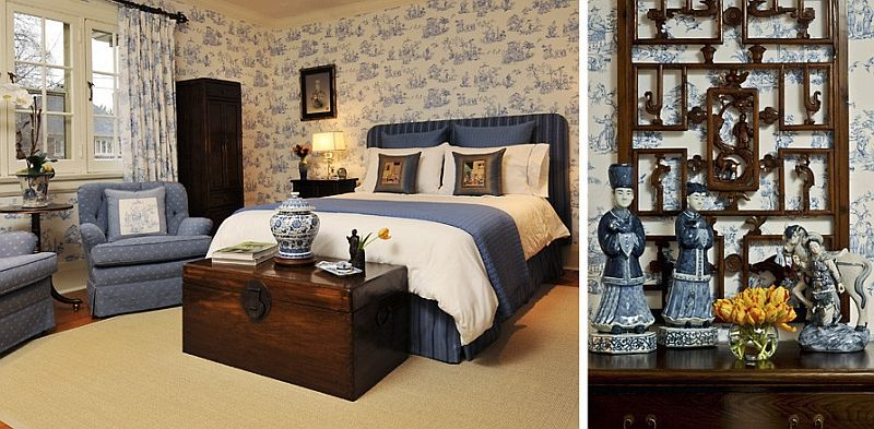 Artistic Accessories For The Elegant Chinese Style Bedroom