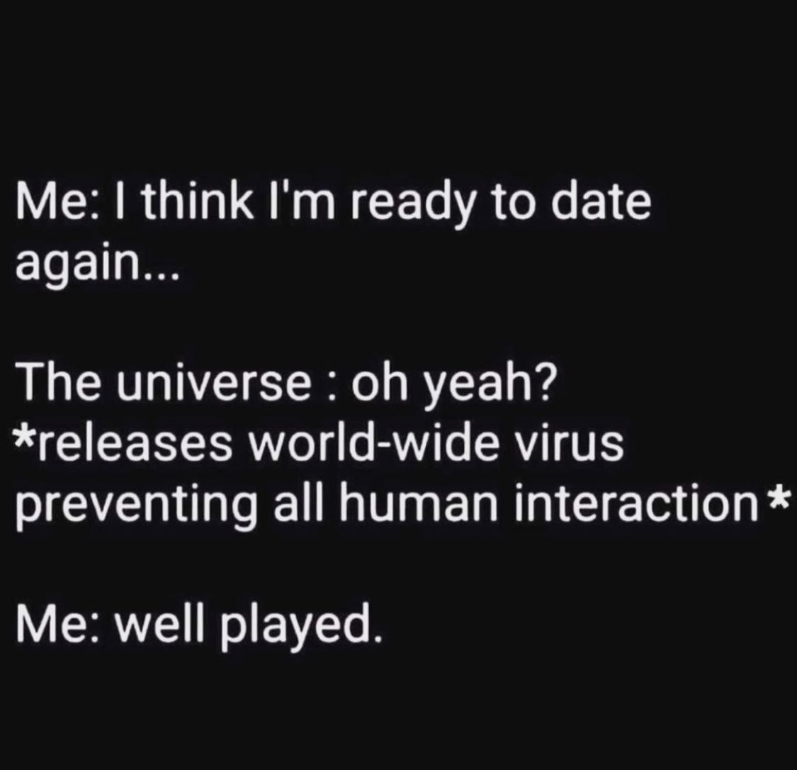 Ready to date again quotes