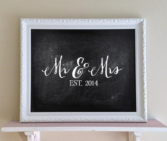 Decorative Chalkboard Signs White Framed Chalkboard Black Board Kitchen Organizer Wall Modern