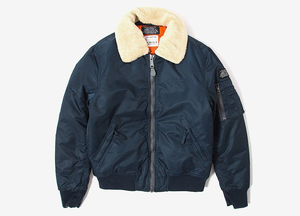 2018 In Jacket Pilote Schott Pinterest Navy Nyc Wearables 6pqfwnUZw
