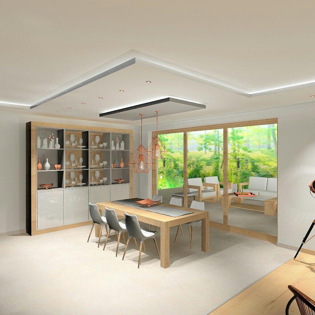 Minimál indusztriál étkező Home, Home decor, Furniture