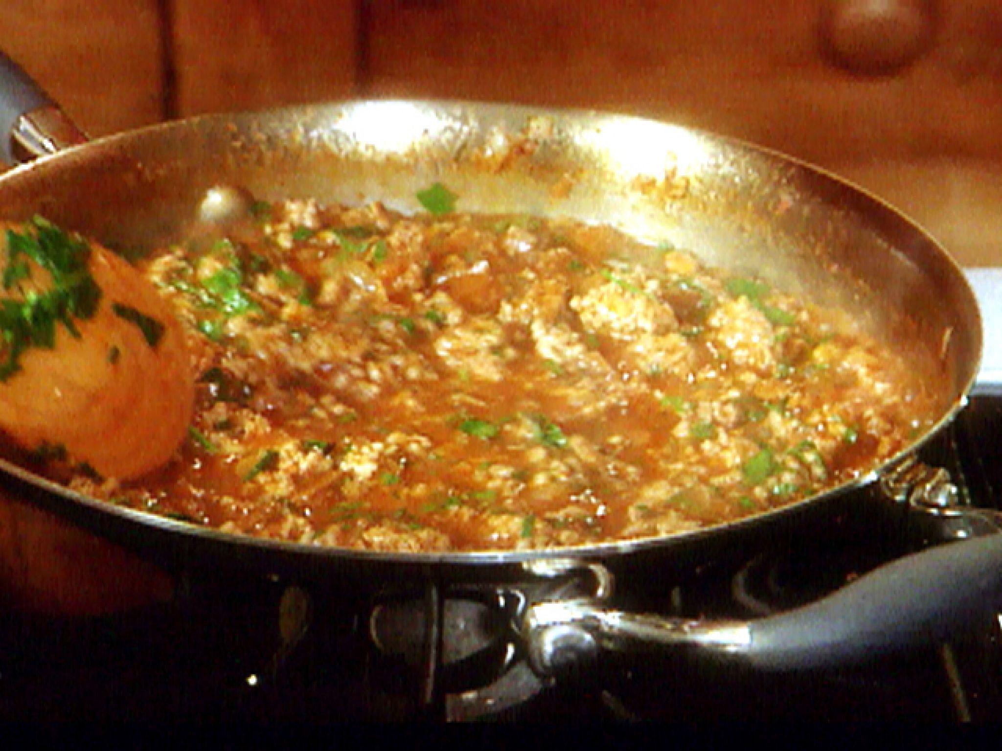 Veal, Pork and Porcini Bolognese Sauce recipe from Michael Chiarello via Food Network