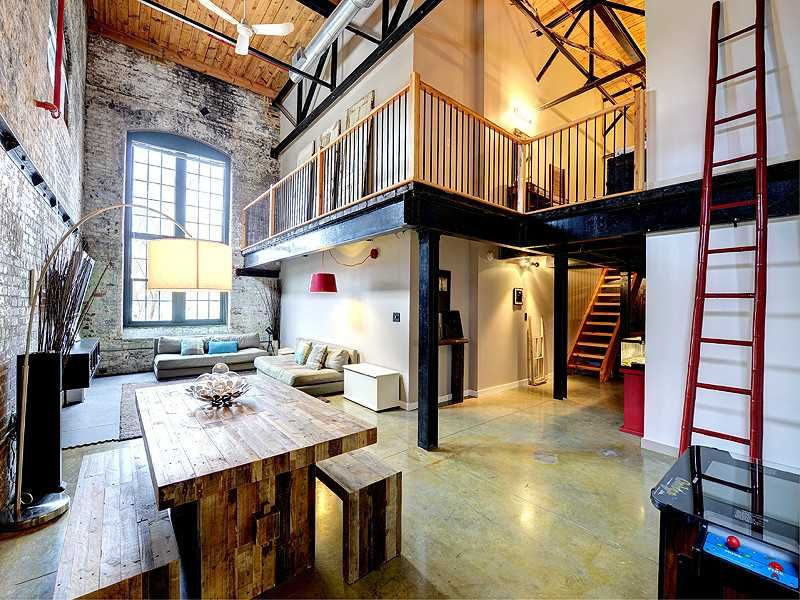 The Stacks Jpg 800 600 Converted Warehouse Apartment House Loft