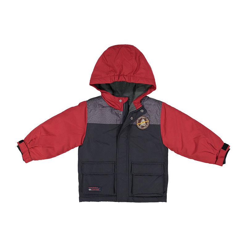 Heavyweight Jacket-Big Kid Boys