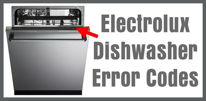 Electrolux dishwasher error codes how to clear what to check electrolux dishwasher error codes how to clear what to check publicscrutiny Image collections