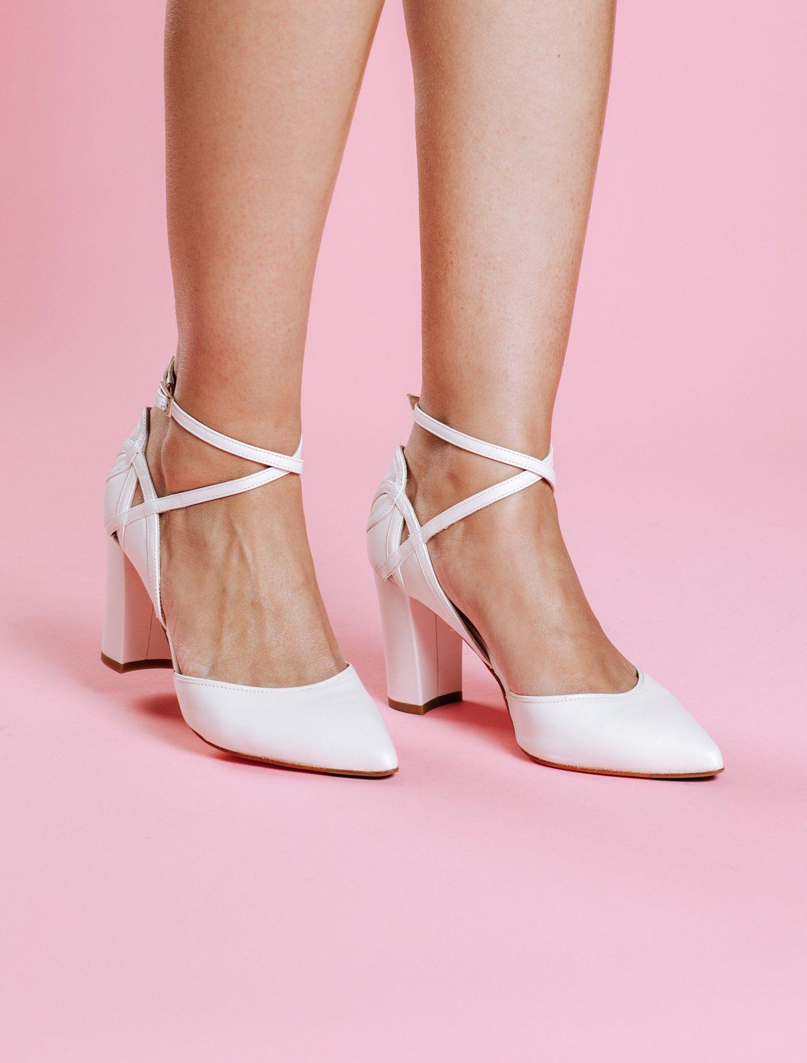 Meggy In 2020 Kitten Heel Wedding Shoes Wedding Shoes Wedding Shoes Heels