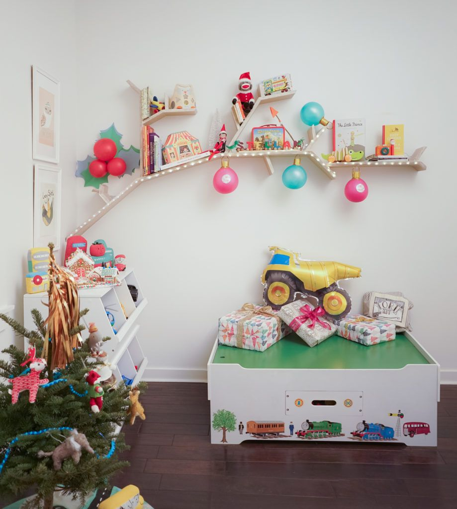Project Nursery - Holiday Playroom Spruce Up