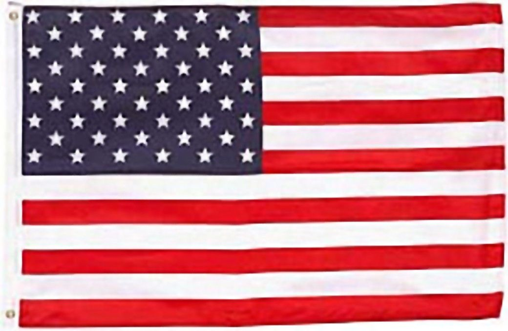 11 99 Huge 3 X 5 High Quality American Flag Free Shipping Ebay Collectibles Flag Usa Flag Flag Banners