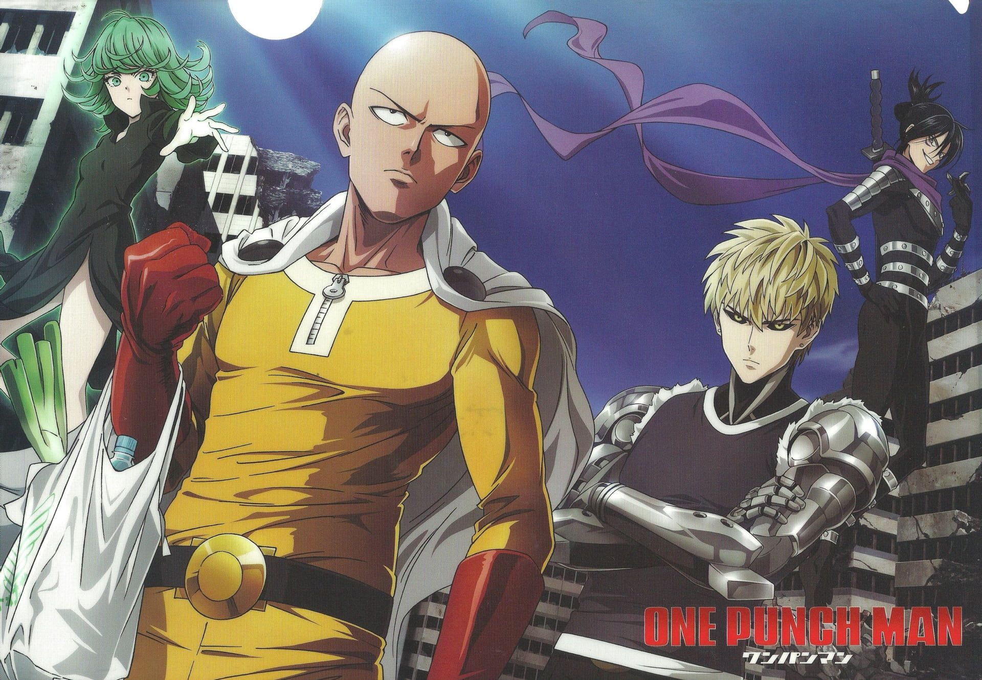 One Punch Man graphic artwork Anime OnePunch Man Angry
