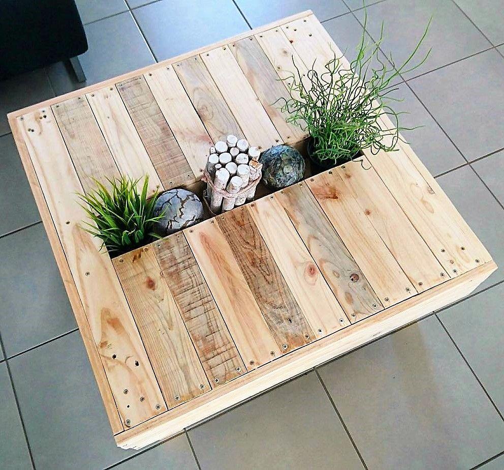 70 diy pallet ideas and projects para el hogar ideas - Reciclaje de maderas usadas ...