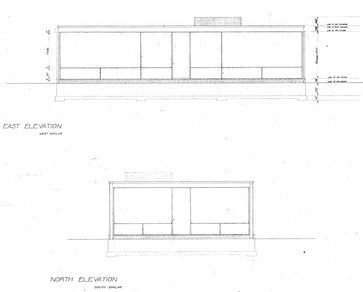 The Glass House Philip Johnson Elevations Philip Johnson Glass House Glass House Philip Johnson