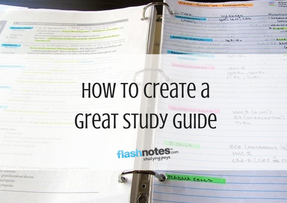 Study Guide Template Study Guide Template Back Biology 599 Senior