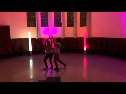 Maxime Zzaoui & Torri Smith - Paris 12-09-15