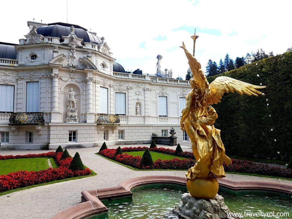 Linderhof Palace Bavaria Linderhof Palace Palace Tyrol