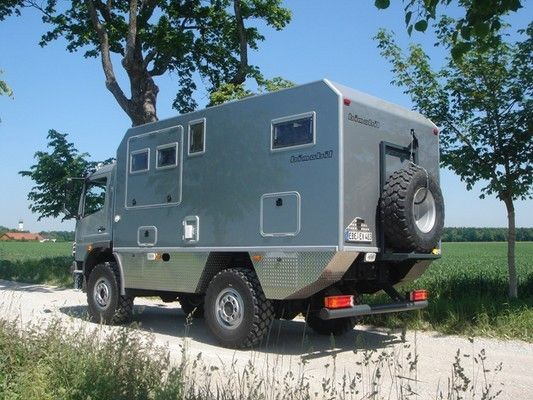 Mercedes EX 480 | bimobil adventure camper