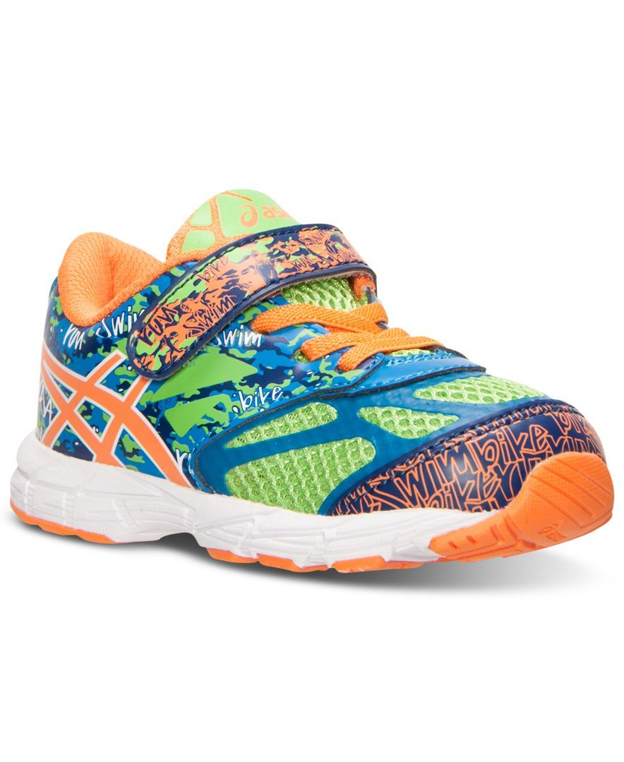 asics shoes kids boys