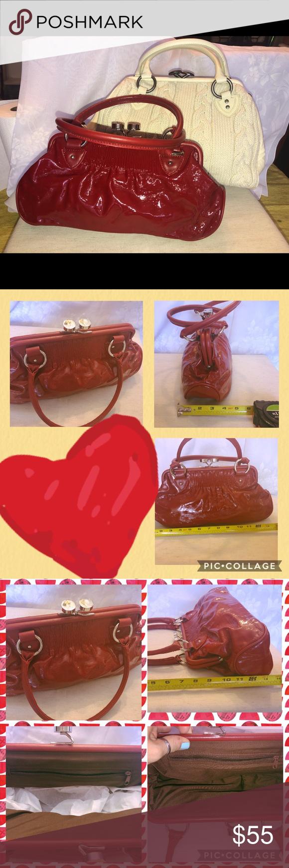 8b4d5e19cd14 HANDBAG BUNDLE   2 TOTE STYLE HANDBAGS 2 Tote-Style Handbags .1st ...
