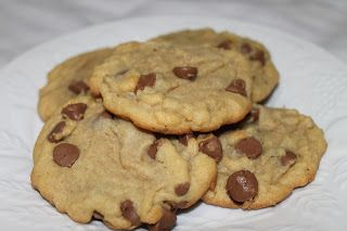 My Chewy Chocolate Chip Pudding Cookies. Everyone is always asking me for the recipe.