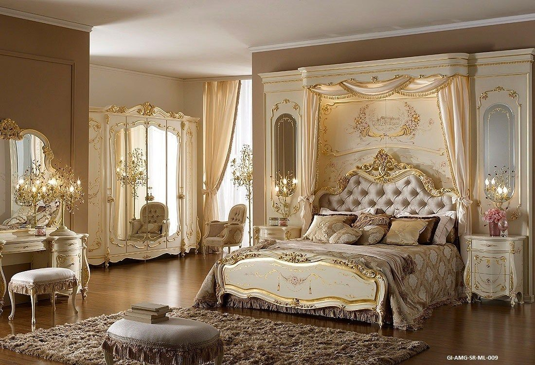 Moderne Barock Schlafzimmer Luxurious Bedrooms Bedroom Collection Luxury Italian Furniture