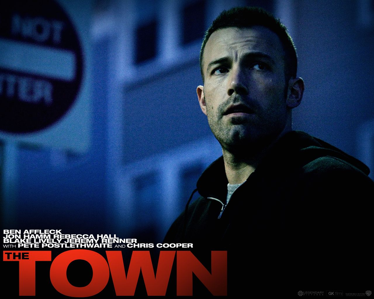 The Town - my Ben