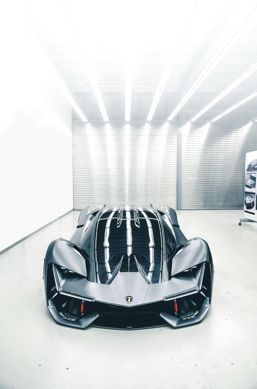 The Man Magazine Introducing Lamborghini Terzo Millennio Sports