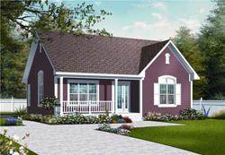Kleines Haus ganz groß | kleines Häuschen, Minihaus und Mini-häuser