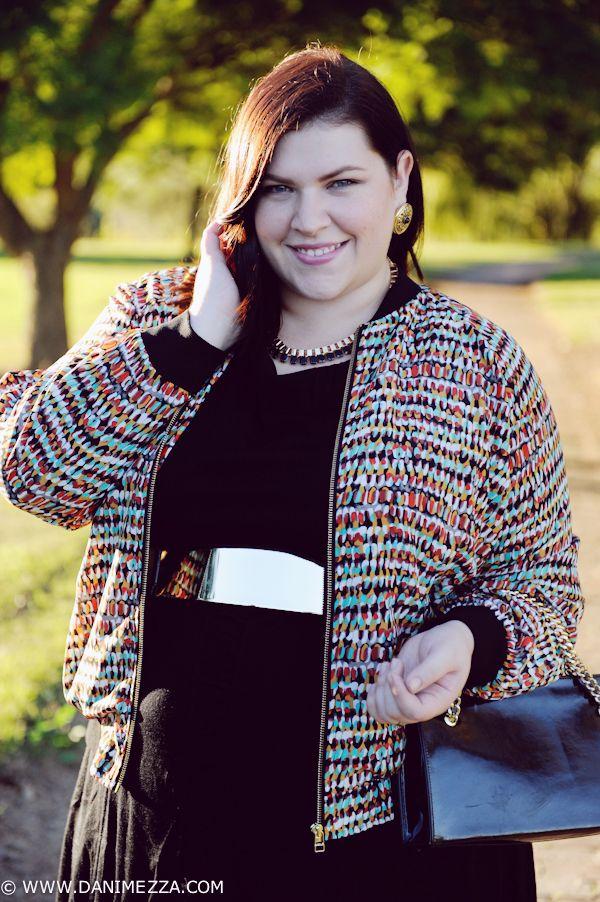 c65a777de4 aussie curves plus size fashion blogger outfit australian new zealand  merino wool dress boots leggings bomber jacket print metallic brunette  curvy lucabella ...